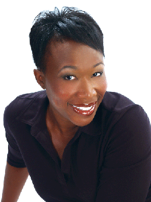 The Grio's Joy-Ann Reid is absolutely smashing as MSNBC contributor