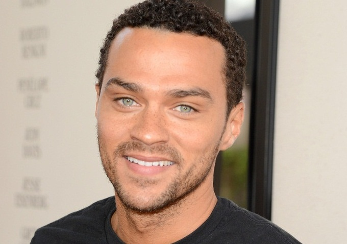 jesse williams for kenzo
